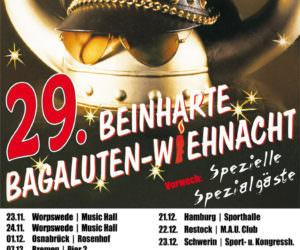 29 Bagaluten Wiehnacht Mit Torfrock Am 16122018 In Der Pumpe In