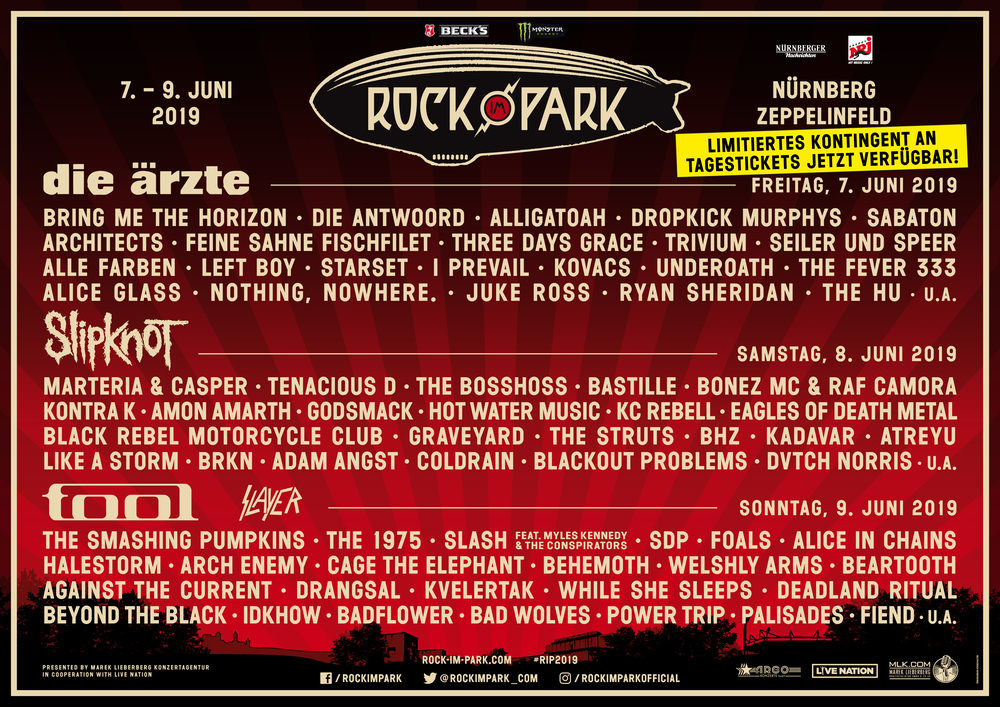 Rock Im Park Jobs