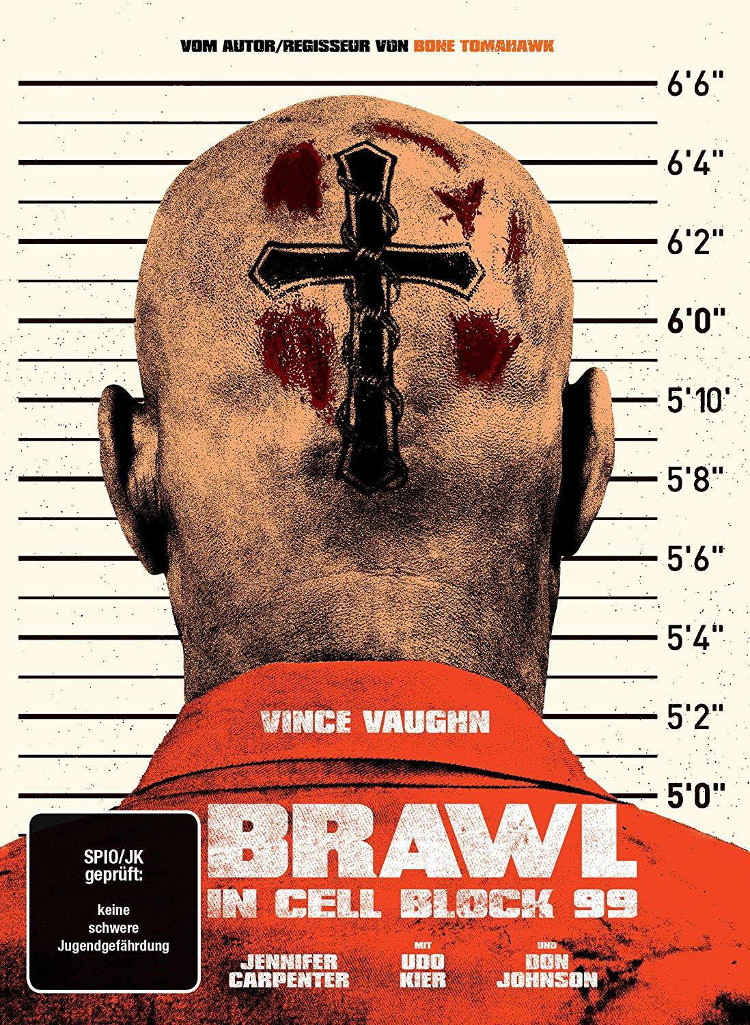 Brawl In Cell Block 99 Deutsch