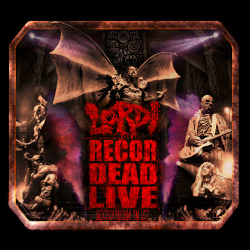 Lordi: Recordead Live - Sextourcism In Z7, €25.90
