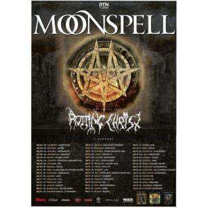 Moonspell Tour 2019
