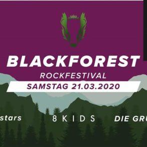 Blackforest Rockfestival 2020