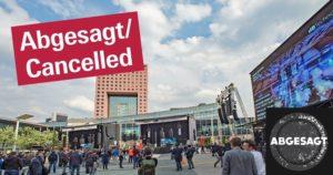 Musikmesse Frankfurt 2020 abgesagt