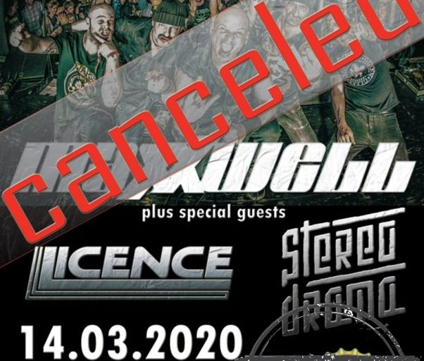 Maxxwell Konzert Metzingen 2020 abgesagt