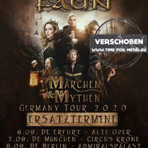 Faun Märchen & Mythen Tour 2020