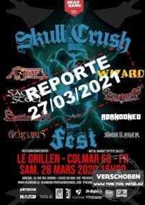 Skull Crush Fest V 2021