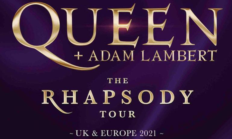 Queen Tour 2021 Deutschland