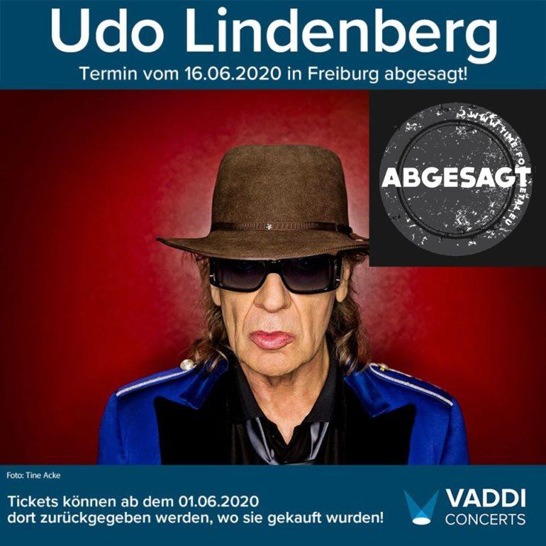 Udo Lindenberg Freiburg