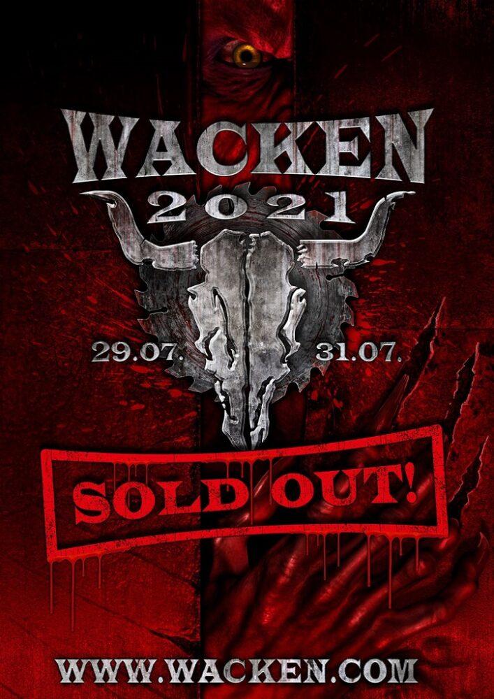 Wacken Tickets 2021