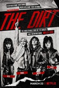 Mötley Crüe - The Dirt Artwork