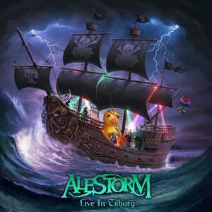 Alestorm - Live At Tilburg