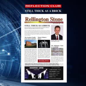 Reflection Club – Still Thick As A Brick