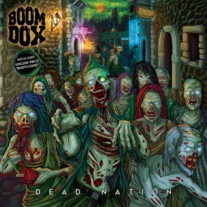 Boom Dox - Dead Nation
