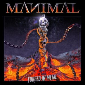 Manimal - Forged In Metal