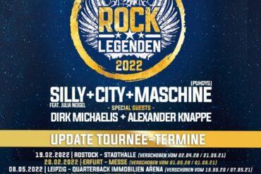Rock Legenden - Live 2021, 10. Februar