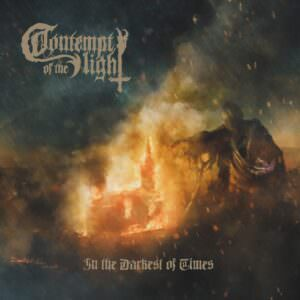 Contempt Of The Light - The Darkest Of Times
