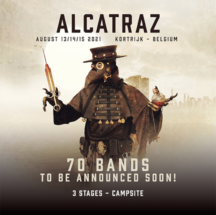 Assista ao festival Alcatraz Music
