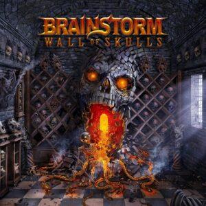 Brainstorm - Wall Of Skulls
