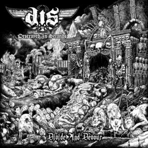 Destroyed In Seconds - Divide And Devour