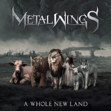Metalwings - A Whole New Land