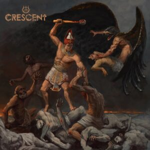 Crescent - Carving The Fires Of Akhet