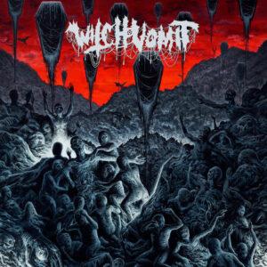 Witch Vomit - Purulent Burial Mound