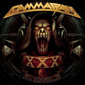 Gamma Ray – 30 Years Live Anniversary